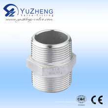Stainless Steel 304/316 Hex Nipple